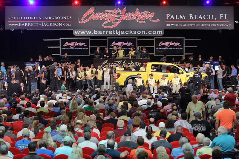Barrett Jackson April 2016