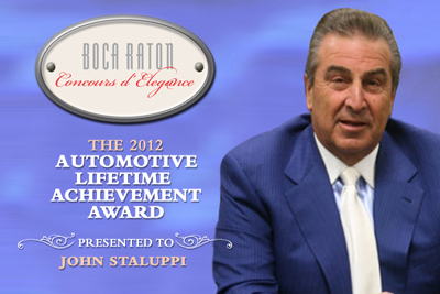 john staluppi lifetime achievement